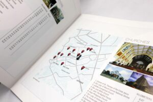 Gilmore Tower Brochure #vjgraphicsprinting #offsetprinting #brochure