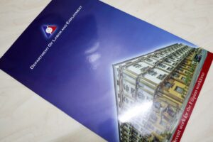 Department of Labor and Employment Folder #vjgraphicsprinting #vjgraphics #offsetprinting #folder — with Department of Labor and Employment - NCR Papamamarisan Field Office, Department of Labor and Employment and Department of Labor and Employment.