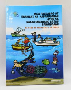 Bureau of FIsheries and Aquatic Resources RA 8550 Book #vjgraphicsprinting #offsetprinting #growthroughprint — with Bureau of Fisheries and Aquatic Resources Region 02, Bureau of Fisheries and Aquatic Resources Central Office, BFAR Central Office Diliman, Quezon City, Bureau of Fisheries and Aquatic Resources VII - Bohol PFO, Bureau of Fisheries and Aquatic Resources XI, Bureau of Fisheries and Aquatic Resources, Bureau of Fisheries and Aquatic Resources - Region 10, Bureau of Fisheries and Aquatic Resources-Caraga and BFAR3 Provincial Fisheries Office - Zambales