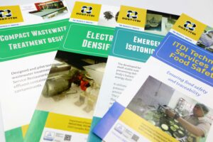 DOST-ITDI Flyers #vjgraphicsprinting #growthroughprint #flyers #offsetprinting