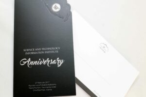 Science and Technology Information Institute Invitations #vjgraphicsprinting #growthroughprint #invitations #offsetprinting