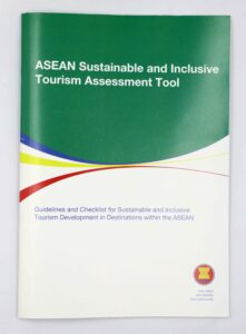 Department of Tourism ASEAN Sustainable and Inclusive Tourism Assessment Tool #vjgraphicsprinting #offsetprinting #booklet #growthroughprint — with ASEAN
