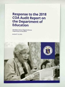 #offsetprinting #growthroughprint #annualreport — with DepEd Philippines in Quezon City, Philippines