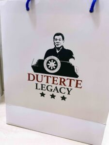 PCOO Duterte Legacy Paper Bags #vjgraphicsprinting #offsetprinting #paperbags #growthroughprint — with Duterte Legacy, Duterte Legacy and Duterte Legacy