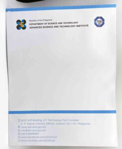DOST Advanced Science and Technology Institute Catalog Envelope #vjgraphicsprinting #offsetprinting #digitalprinting #envelope #catalogenvelope #growthroughprint — with DOST-Advanced Science and Technology Institute and DOST-ASTI (Advanced Science And Technology Institute) in Quezon City, Philippines