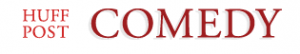 huff po comedy logo