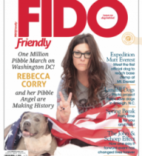 Rebecca & Angel in FIDO Friendly!