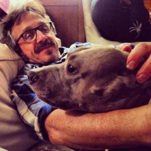 Rebecca talks Pibbles on WTF with Marc Maron