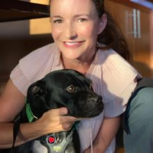 KRISTIN DAVIS TO PRESENT AT STAND UP FOR PITS HOLLYWOOD!!!!
