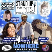 VIRTUAL STAND UP FOR PITS OCT 24th!!!