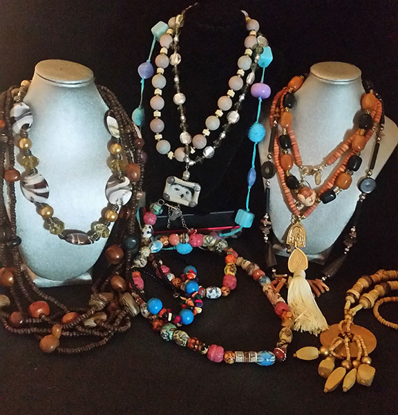 Clay Bead Jewelry