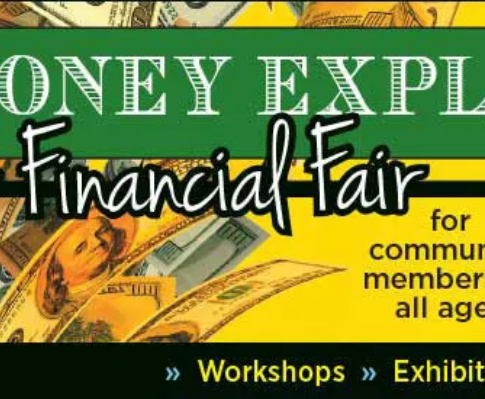 PG CASH Campaign: Money Explosion Financial Fair