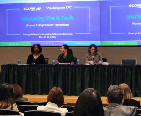 WE THRIVE Women's Entrepreneur Conference
