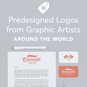 Predesigned Logos from Graphic Designers