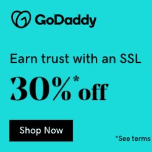 Earn trust with an SSL certificate