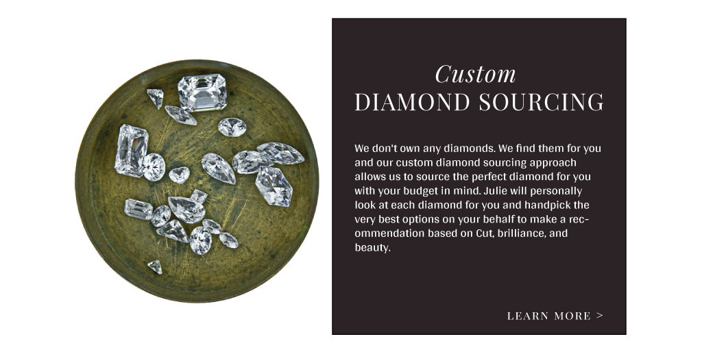 Our Custom Diamond Sourcing - Scout Mandolin