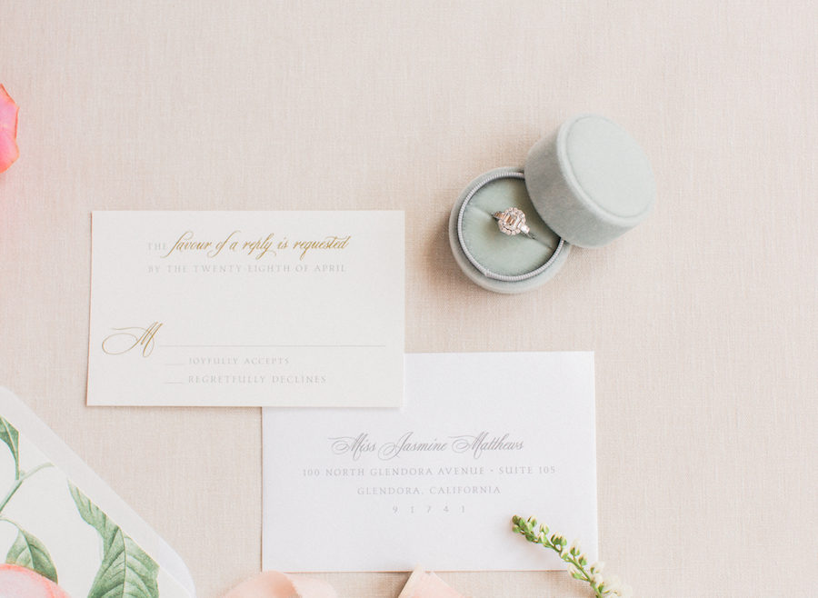 Ethereal Wedding Inspiration Featured on Style Me Pretty2