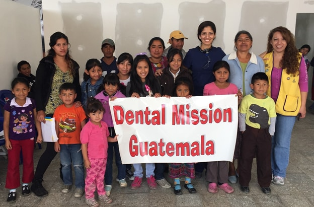 Dr Suvidha Sachdeva Dental Mission Trip