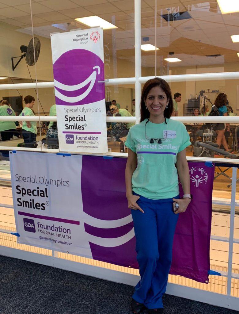 Best dentist in Roswell Georgia - Dr Suvidha Sachdeva - Sunshine Smiles Dentistry Roswell GA 30076