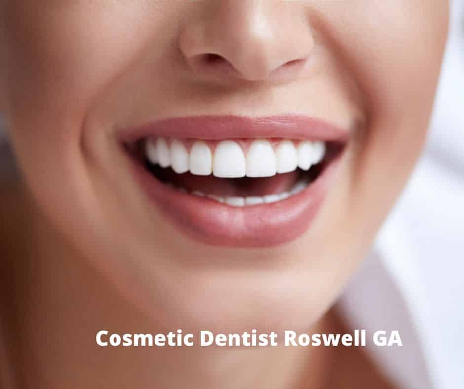 cosmetic dentist roswell