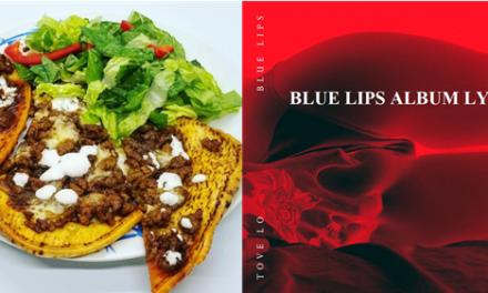 """Tove Lo """"Blue Lips"""" &  Chorizo Sausage"""