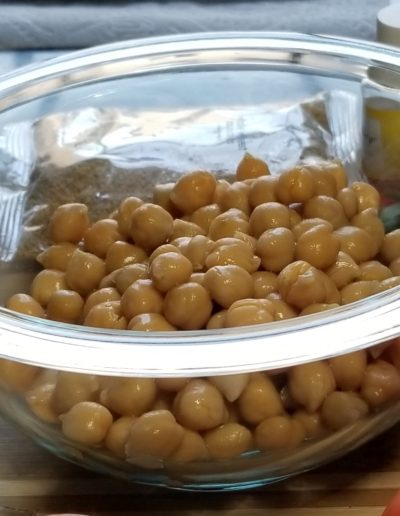 Spiced Chickpeas & Couscous Recipe 4