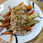 Garlic-Herb Pork Tenderloin 7