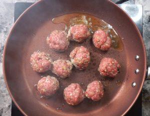 Sweet & Sour Swedish Meatballs 7