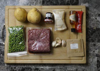 Sweet & Sour Swedish Meatballs ingredents