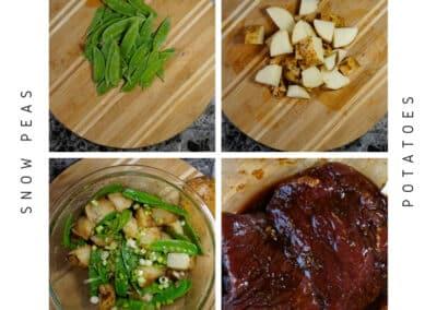 Tamari Grilled Steak recipe 1