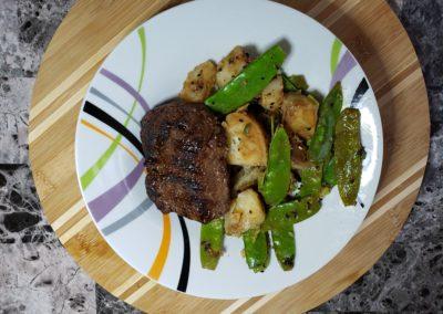 Tamari Grilled Steak 1
