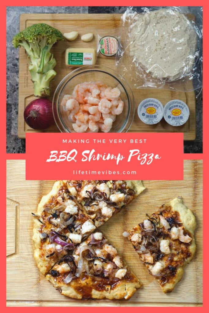 BBQ Shrimp Pizza 21