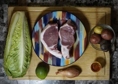 Salt & Pepper Pork Chops 1