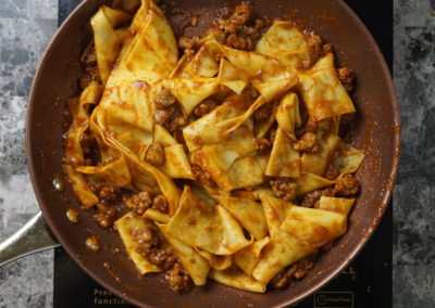 Sausage Bolognese 2