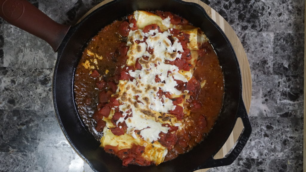Three-Cheese Cannelloni 5