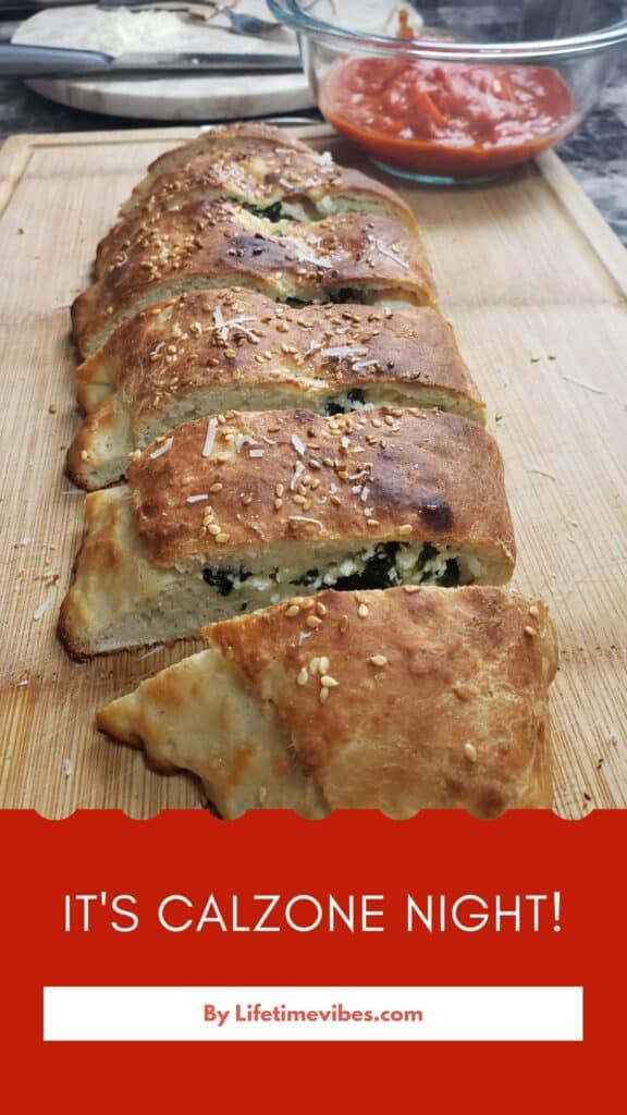 Classic Italian Cheese Calzone (1)