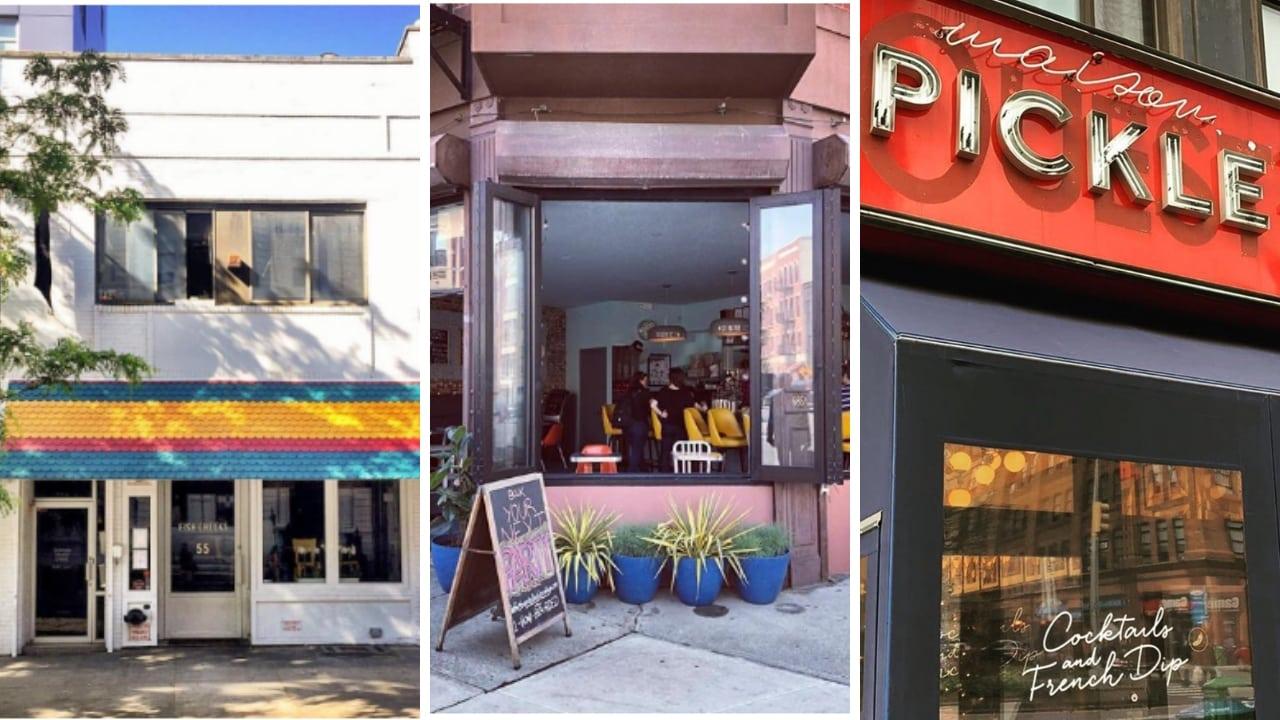 NYC Top Bar & Restaurants of April