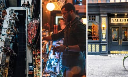 NYC Top Bar & Restaurants of March