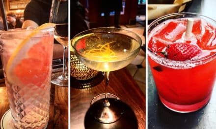 Cocktails of the week 5/6/2019
