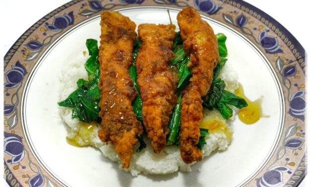Southern Fried Chicken Tenders