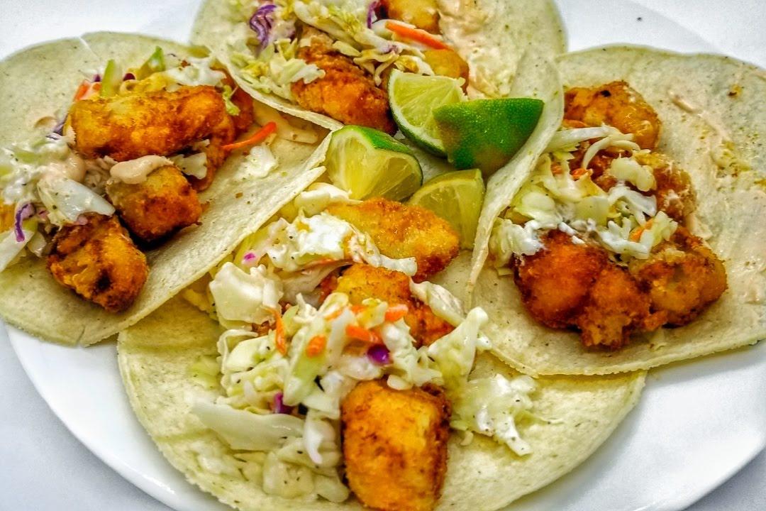 Fried Fish Tacos