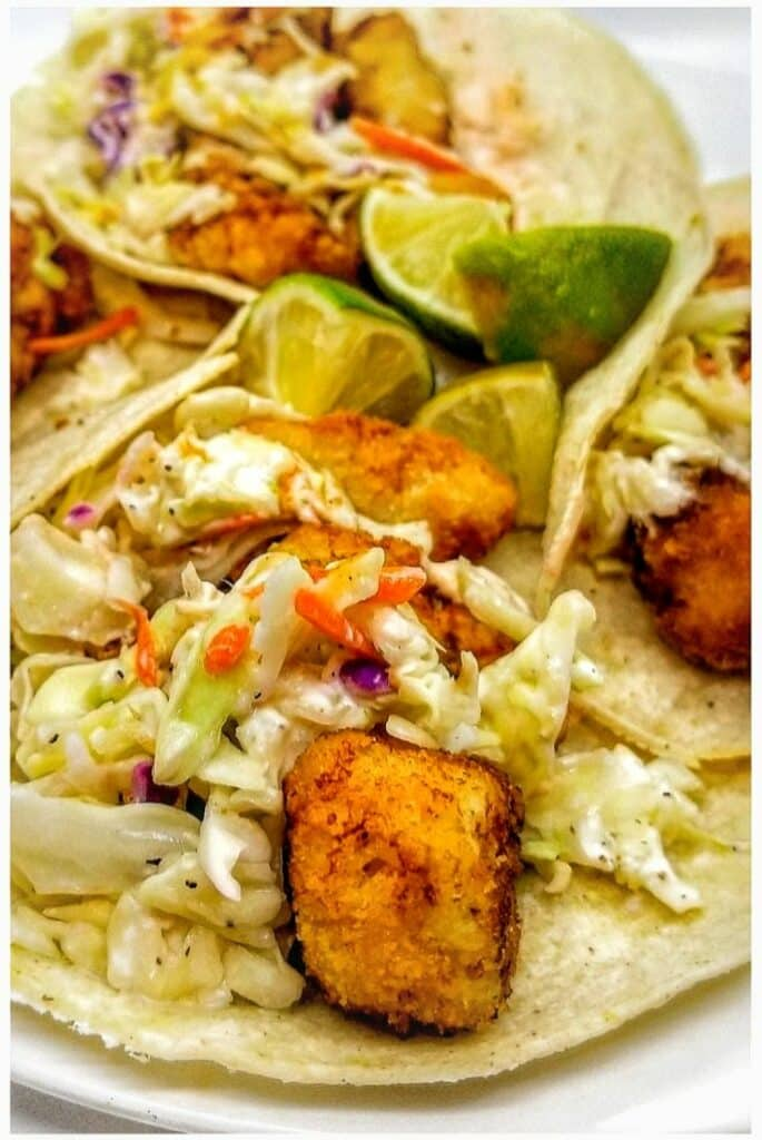 Fried Fish Tacos 1