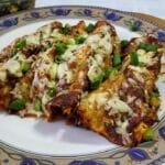 Vegetable Enchiladas