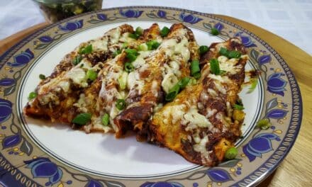 Vegetarian Enchiladas and best cheap tequila for margaritas