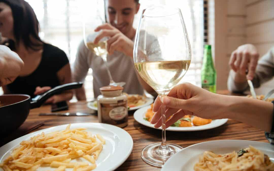 How to pick the right wine for a pasta with a cream sauce