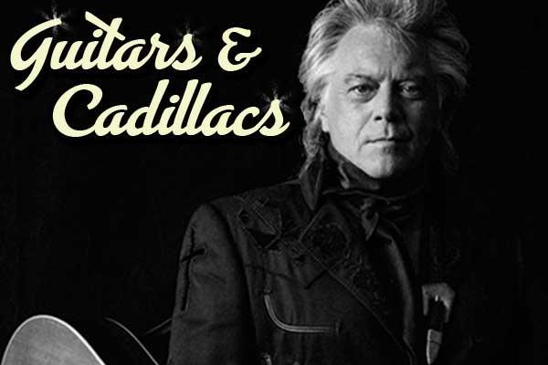 Guitars and Cadillacs - The Art of Marty Stuart