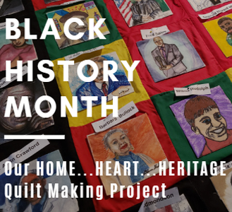Black History Month Quilt Project