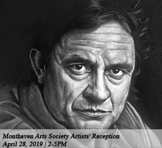 Monthaven Arts Society Reception Graphic