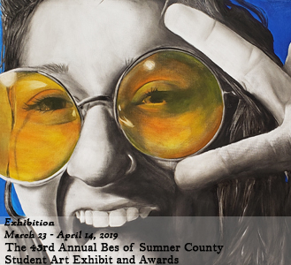 43rd Annual Sumner County Student Art Exhibit