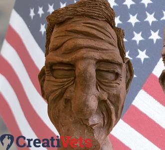 CreatiVets - American Veterans Art Show Monthaven